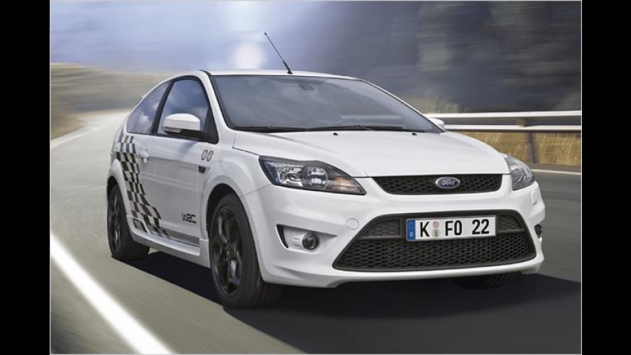 Ford: Focus-Sondermodelle feiern Rallye-Tradition