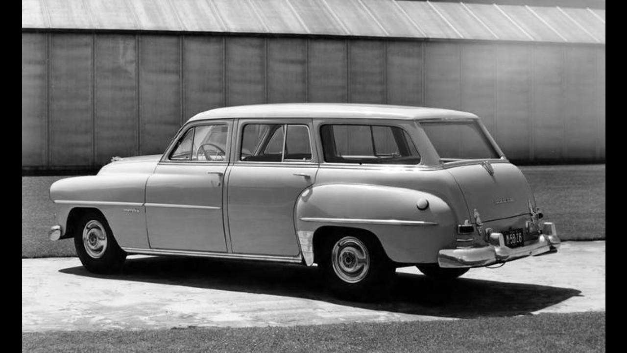Dodge comemora 100 anos - relembre a trajetória da marca na galeria de fotos