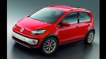 Volkswagen confirma lançamento de versão 4 portas do Up! para 2012