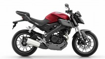 Flagra: Yamaha prepara nova MT-03 para encarar Kawasaki Z300