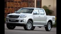 Toyota aumenta preços e SW4 já supera barreira dos R$ 200 mil