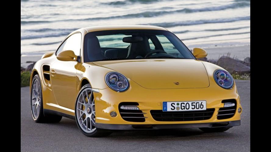 Novo Porsche 911 Turbo chega ao Brasil em março por R$ 739 mil