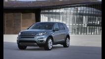 Este é o novo Discovery Sport - veja as primeiras fotos oficiais