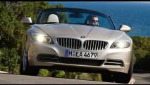 Nova BMW Z4 2010 é apresentada oficialmente no Brasil - Preço inicial é de R$ 217 mil
