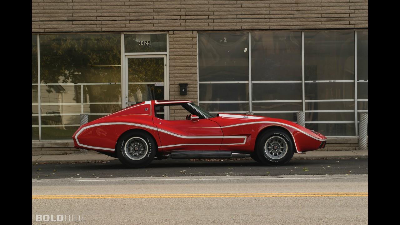 Chevrolet Corvette Motion Spyder