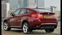 Novo Crossover BMW X6 deve ter preço de R$ 420 mil a R$ 500 mil no Brasil