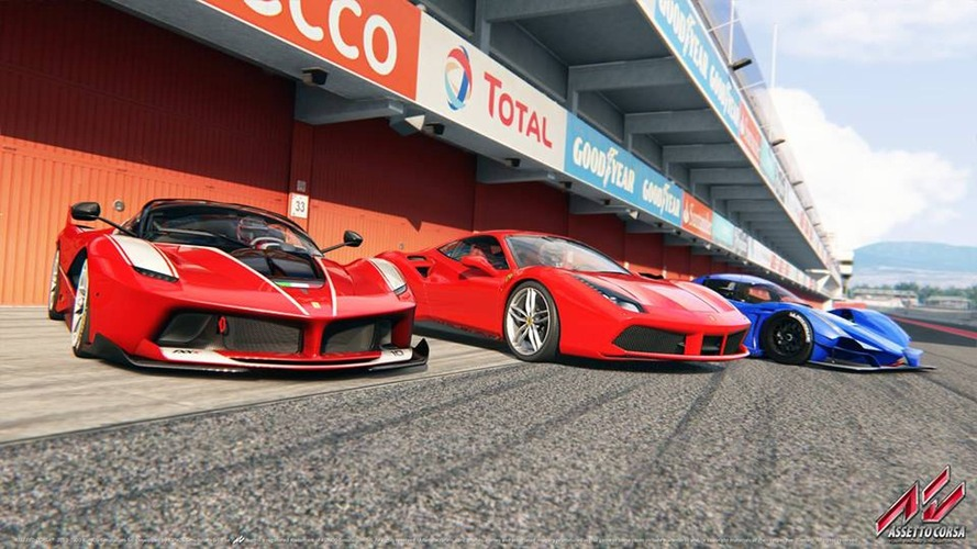 Assetto Corsa Tripl3 Pack geliyor