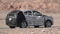 Mitsubishi XR Crossover Spy