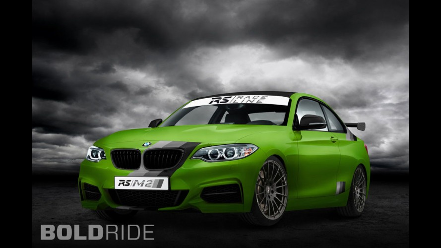 RS Racingteam BMW M235i Green Hell Edition