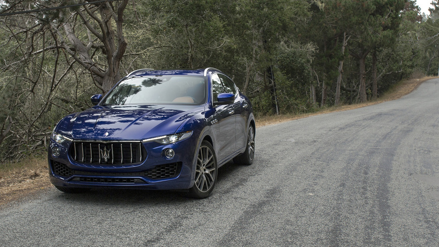 Maserati Levante To Get Hybrid Tech From A People Carrier