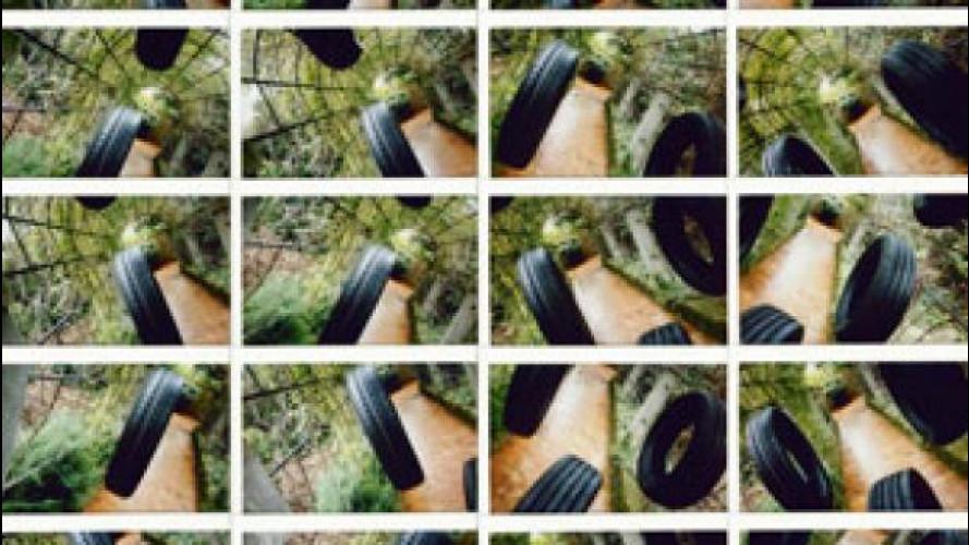 Bridgestone, pneumatici protagonisti di una mostra fotografica
