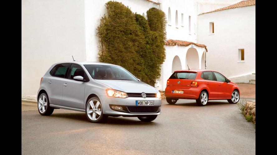 VW Golf sempre in testa, Clio e Mégane in ascesa