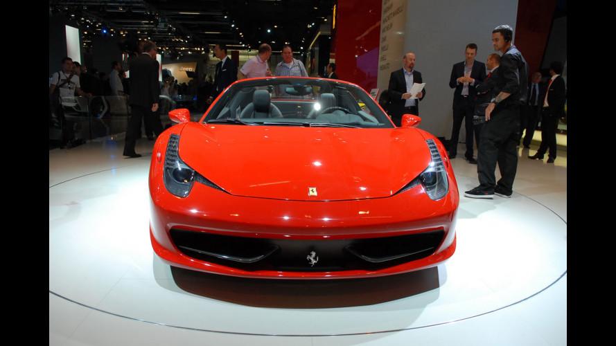 Il 2011 è l'anno record di Ferrari
