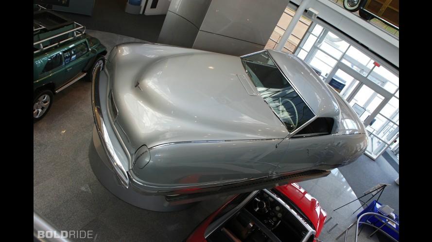 Chrysler Thunderbolt Retractable Hardtop