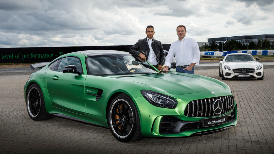 Lewis Hamilton wants hardcore 'LH Series' Mercedes-AMG