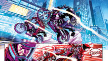 BMW G 310 R Comic Book