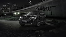 BMW X3 Blackout Edition