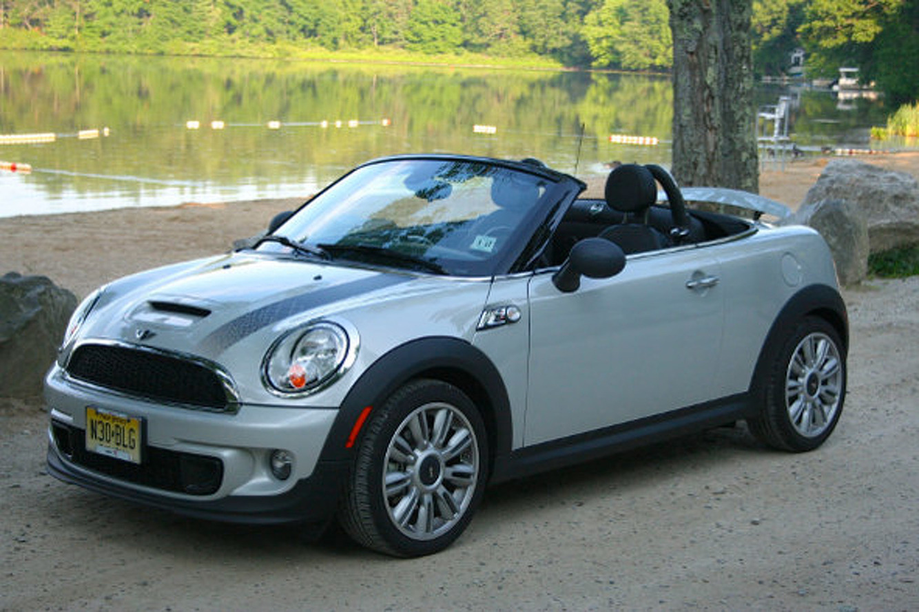 Damn, I Miss the Summer! The MINI Roadster S, Revisited