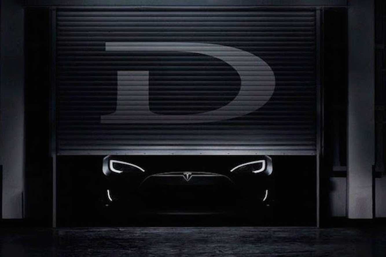 "Tesla is Showing Everyone the ""D"" on October 9th"