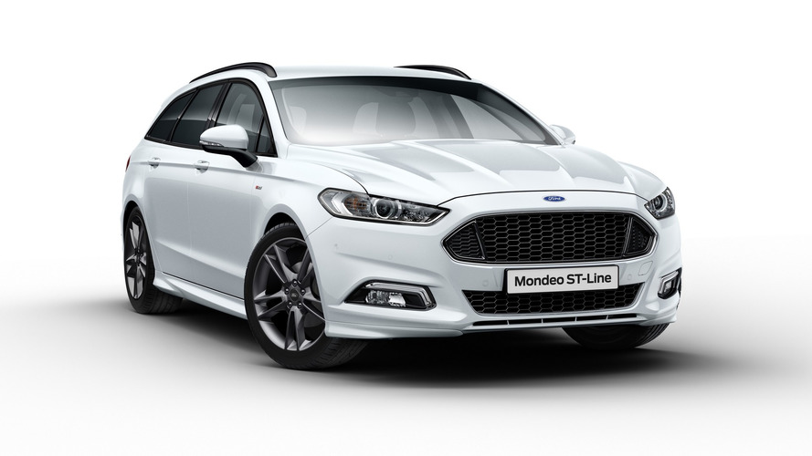 Ford Mondeo ST-Line heading to Goodwood with sporty tweaks