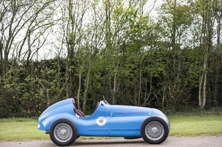 One-of-Five 1946 Bugatti Type 73C Heading for Auction