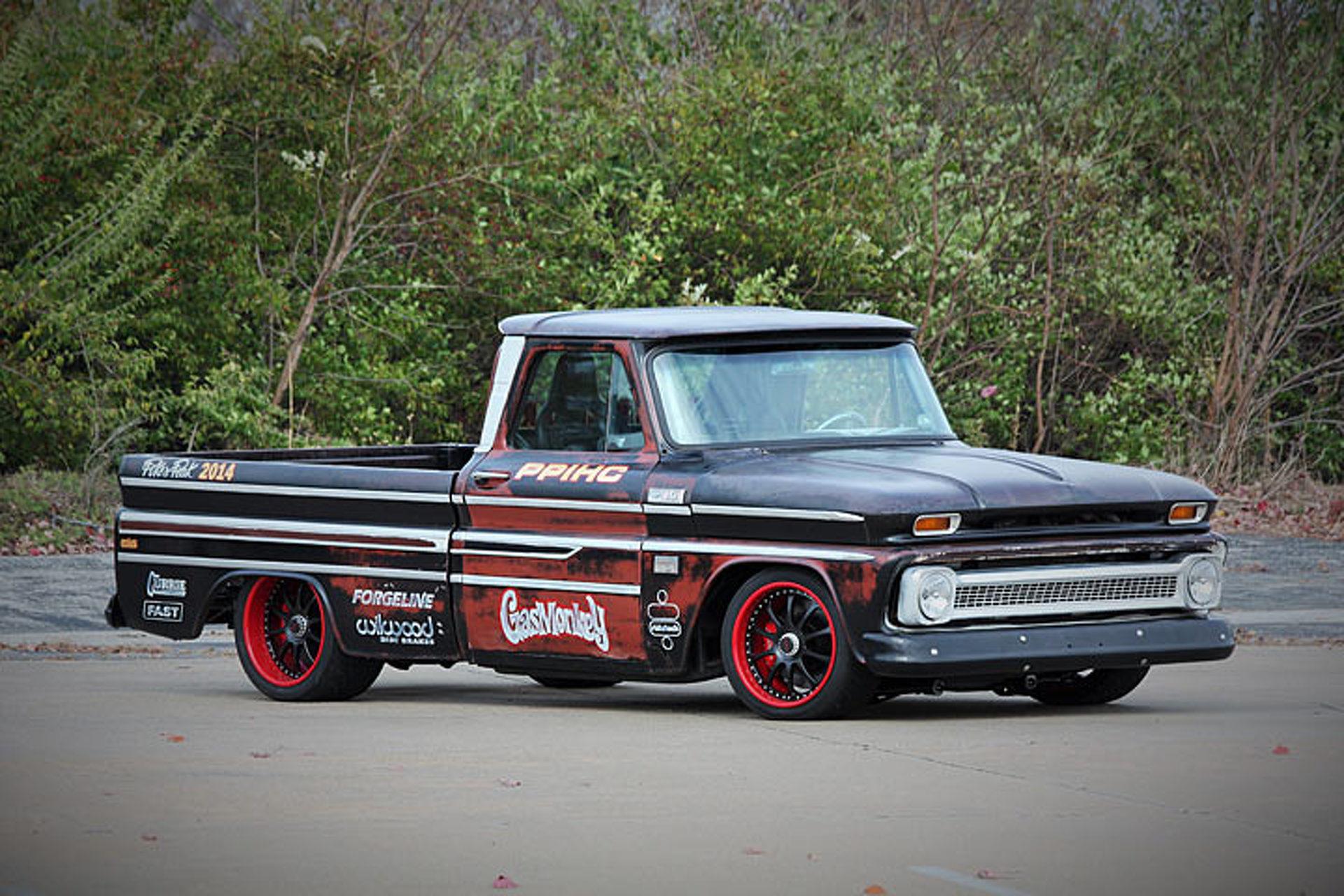 Gas Monkey C10 Chevy Trucks T Gas Monkey Monkey