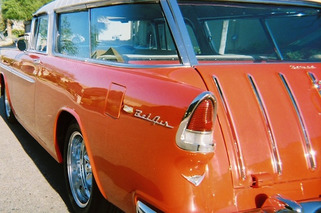 Your Ride: 1955 Chevrolet Nomad