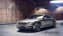BMW Gran Lusso Coupe konsepti