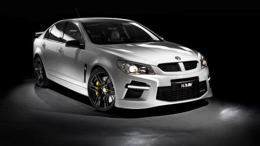 Holden on to your butts, 638 bhp Commodore reportedly in the works