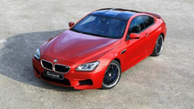 BMW M6 Coupe by G-Power with 640 HP