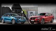 BMW X4 2018 vs. BMW X4 2014