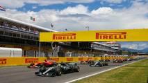 Horarios F1 2018
