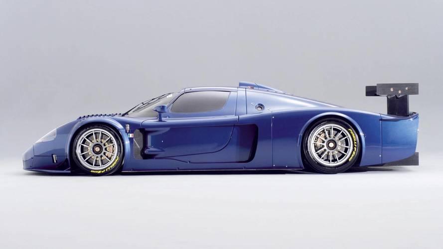 2004 Maserati MC12
