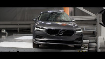 Crash Test Volvo S90 2016