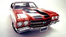 Chevrolet Chevelle SS 454 de 1970