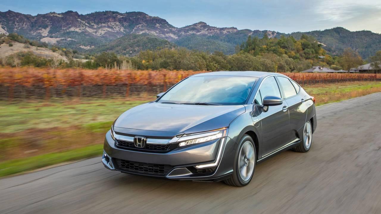 4. Honda Clarity Plug-In Hybrid