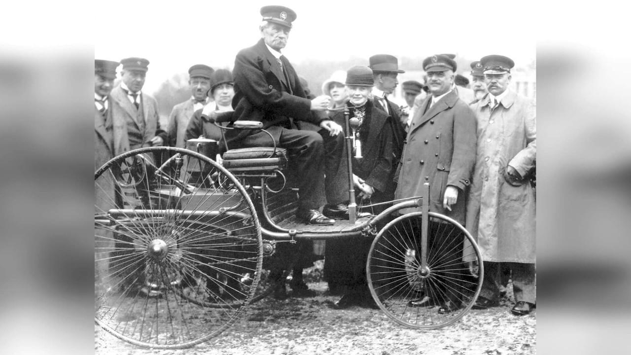 Benz-Patent-Motorwagen No.1 (1886): der Anfang von allem