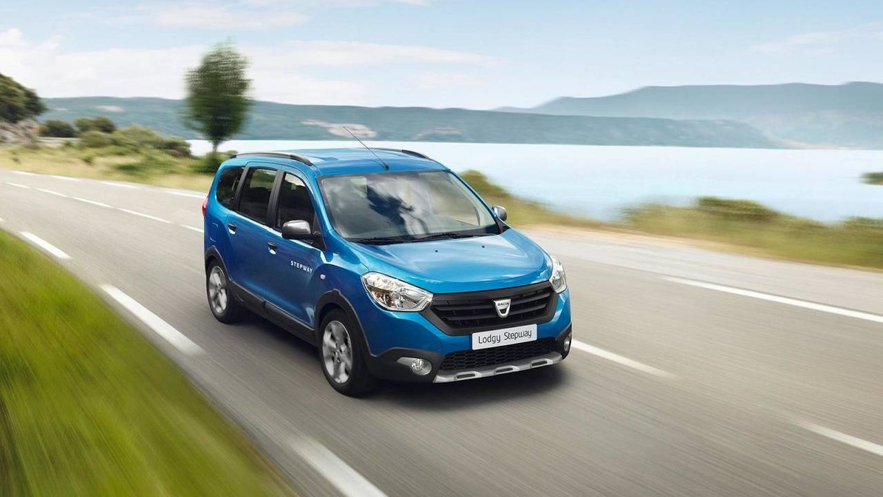 Dacia Lodgy Stepway 2018