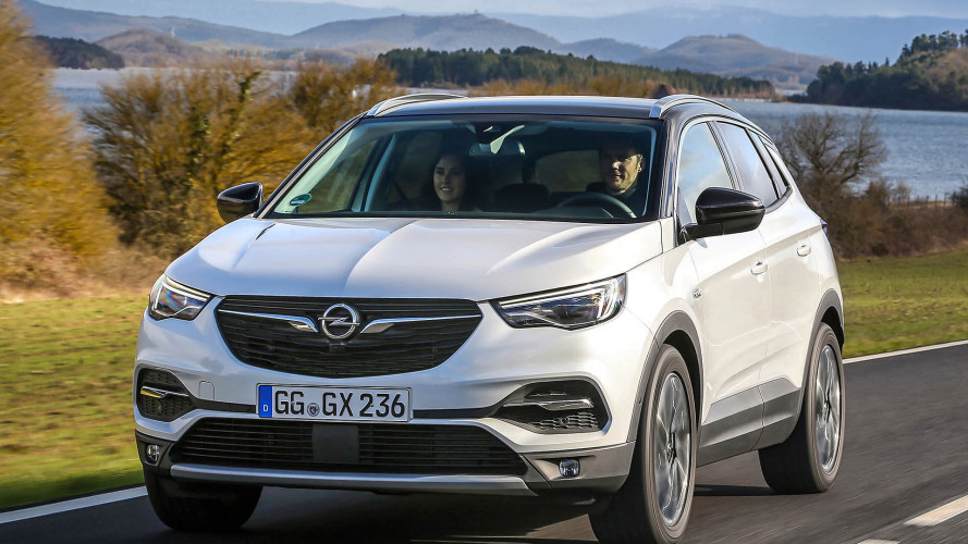 Opel Grandland mit sauberem Diesel im Test