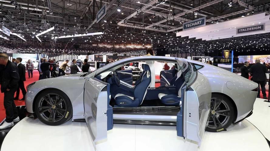 Meet Venere – The 1,000 HP All-Electric Limousine