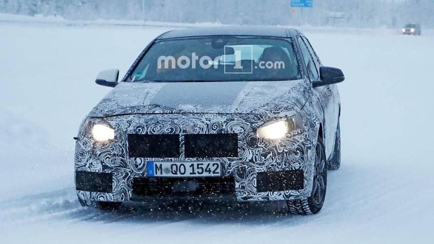 Photos espion - La nouvelle BMW Série 1 se fait surprendre