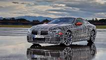 2018 BMW 8 Series Official Teaser