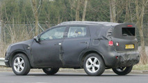 More Nissan Qashqai Spy Photos