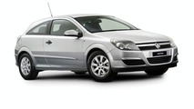 Holden Astra CD Coupe Front