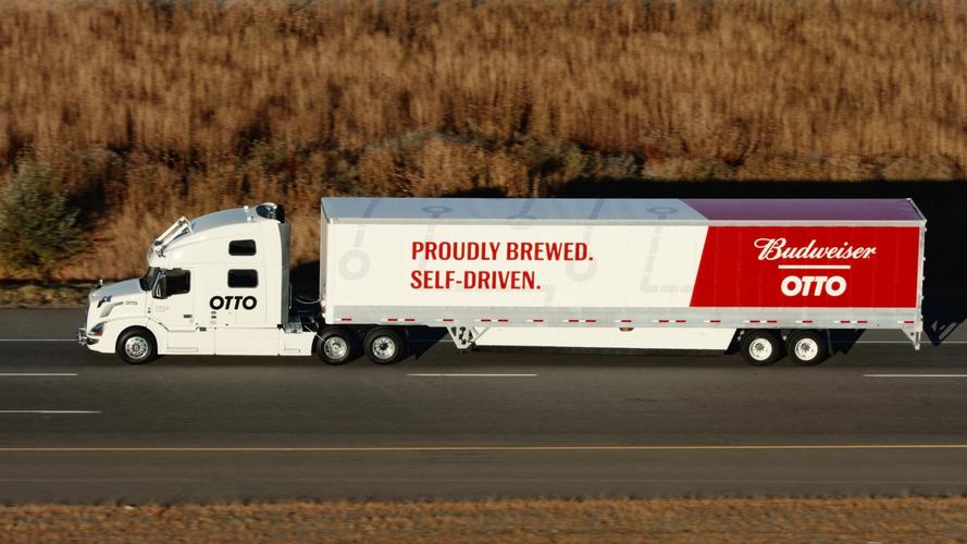 Otto's autonomous truck test through Nevada was illegal