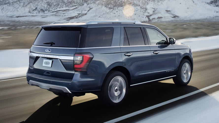 2018 Ford Expedition