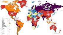 Marcas mais buscadas no mundo 2016