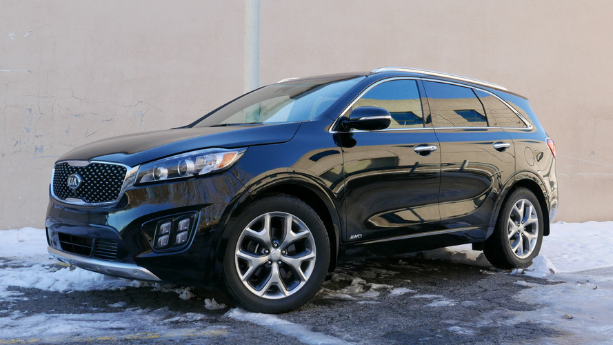 2016 Kia Sorento: Review CA
