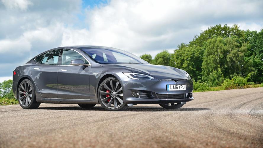 EPA, Tesla Model S 100D'nin menzilini 539 km olarak açıkladı
