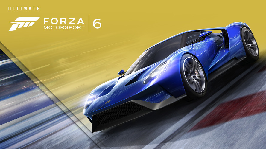 How did Forza 6 nail the Ford GT specs so early?